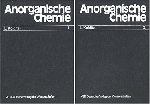 9783326003900: Anorganische Chemie