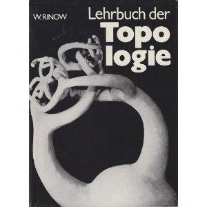 9783326004334: Lehrbuch der Topologie