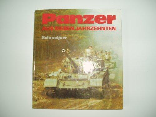 9783327005453: Panzer aus sieben Jahrzehnten