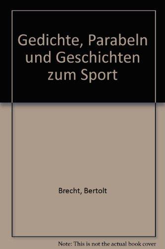 Brecht gedichte kranich