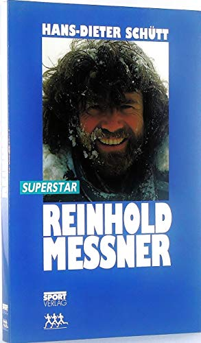 9783328005124: Reinhold Messner, Superstar