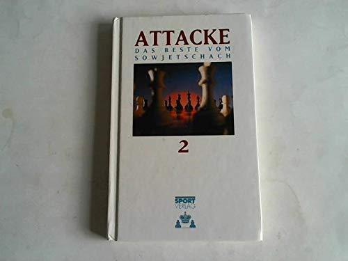 9783328005520: Attacke 4 - Das Beste vom Schach der Sowjets
