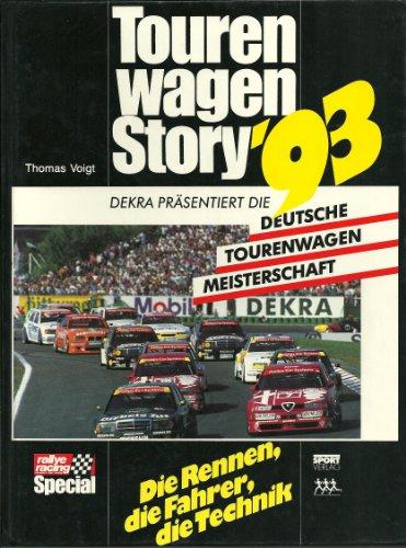 9783328006206: Tourenwagen-Story