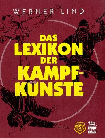 9783328008385: Lexikon der Kampfkünste.