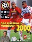9783328008590: Bundesliga. Das Fussball- Jahrbuch 2000