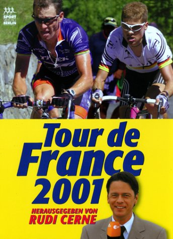 9783328009184: Tour de France 2001.