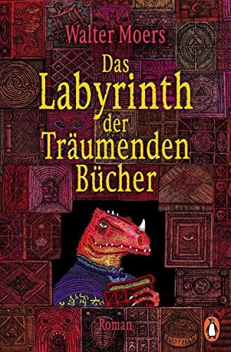 9783328102991: Das Labyrinth der Träumenden Bücher: Roman