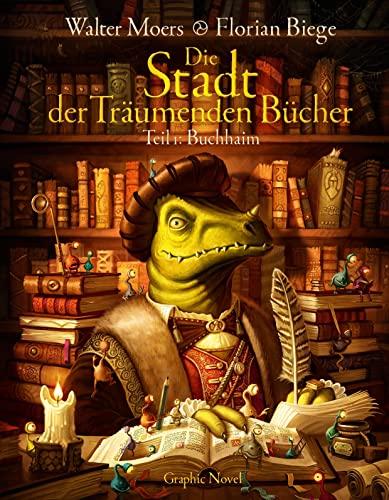 Die Stadt der Träumenden Bücher (Comic): Moers, Walter