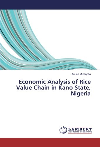 Economic Analysis of Rice Value Chain in: Mustapha, Amina
