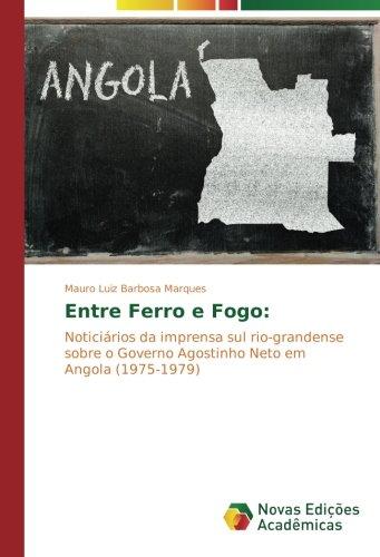 Entre Ferro e Fogo: Barbosa Marques, Mauro