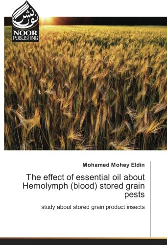 The effect of essential oil about Hemolymph: Mohamed Mohey Eldin