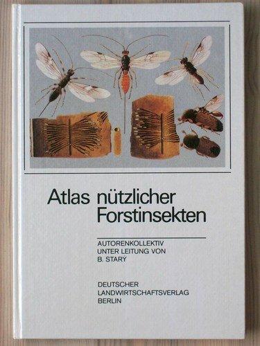 9783331004992: Atlas nützlicher Forstinsekten