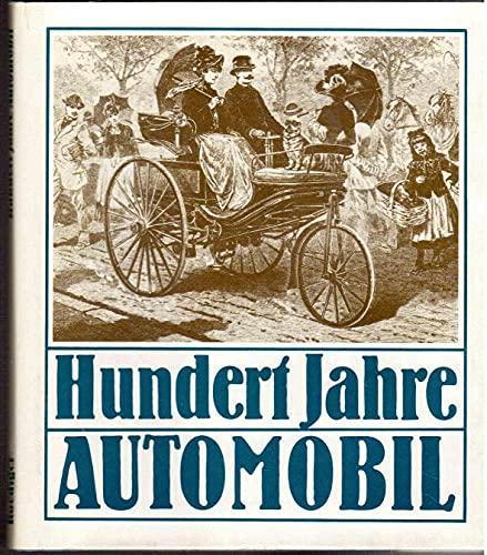 9783332000351: 100 Jahre Automobil