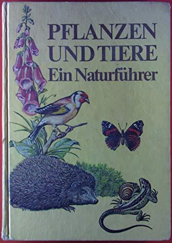 9783332001112: Pflanzen und Tiere. Ein Naturführer.