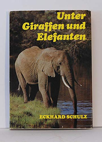 9783332001136: Unter Giraffen und Elefanten. Im Land am Kilimandscharo