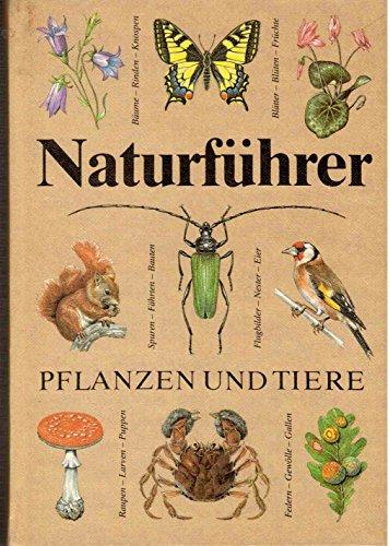 9783332002560: Naturführer Pflanzen und Tiere