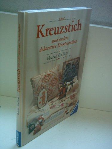 9783332008944: Kreuzstich und andere dekorative Sticktechniken