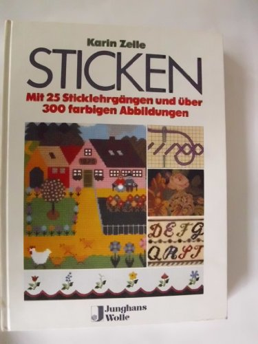 9783332008951: Sticken. 25 Sticklehrgänge