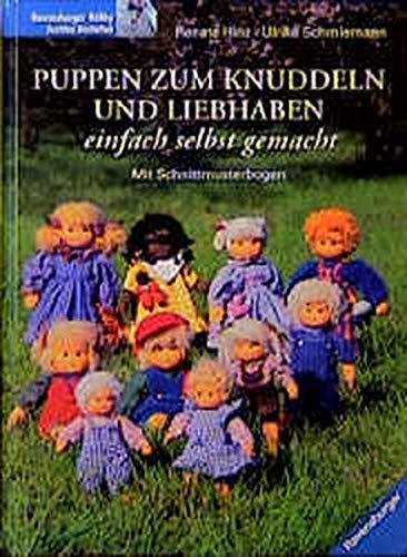 9783332010367: Puppen zum Knuddeln und Liebhaben. Einfach selbst gemacht.