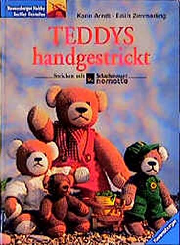 9783332010725: Teddys handgestrickt