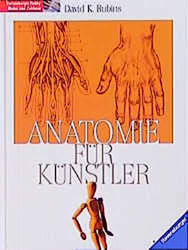 9783332010794: Anatomie für Künstler.