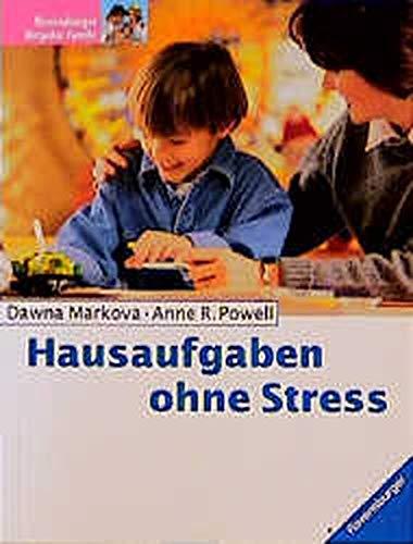 Hausaufgaben ohne Stress. (3332010948) by Dawna Markova; Anne R. Powell
