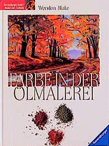 Farbe in der Ölmalerei. (3332011073) by Blake, Wendon; Petrie, Ferdinand; Cherepov, George