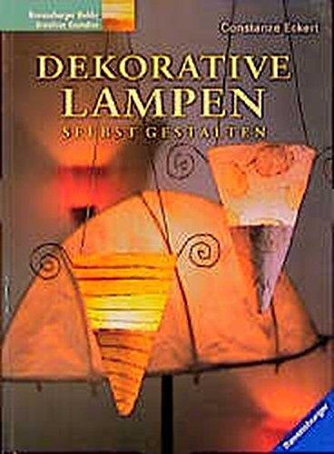 9783332012330: Dekorative Lampen selbst gestalten.