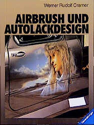 9783332012354: Airbrush und Autolackdesign.
