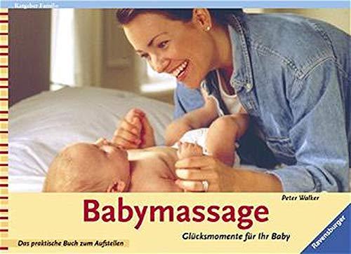 9783332012934: Babymassage.