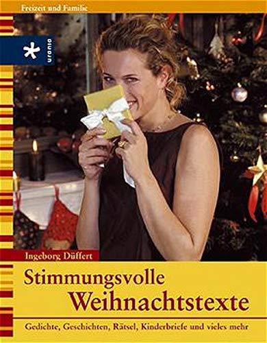 9783332013719: Stimmungsvolle Weihnachtstexte.