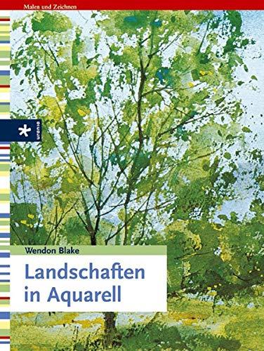 9783332014396: Landschaften in Aquarell.
