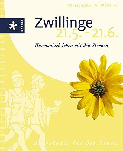 9783332015546: Astrologie für die Sinne. Zwillinge 21.5. - 21.6..