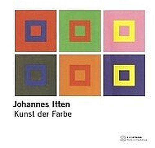 9783332016437: Kunst der Farbe. Subjektives Erleben und objektives Erkennen als Wege zur Kunst
