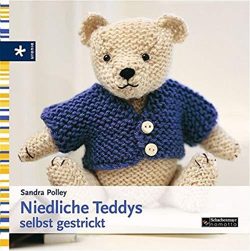 9783332017458: Niedliche Teddys selbst gestrickt
