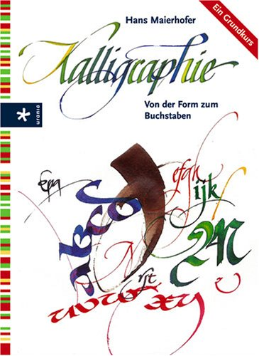 kalligrafie alphabete - ZVAB