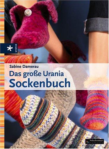 9783332019582: Da große Urania-Sockenbuch