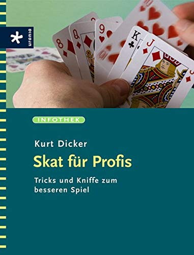 9783332020106: Skat f�r Profis: Tricks und Kniffe zum besseren Spiel