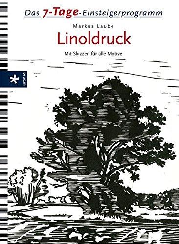 9783332020168: 7-Tage-Einsteigerprogramm: Linoldruck