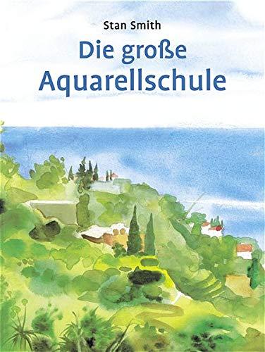 9783332207033: Die große Aquarellschule
