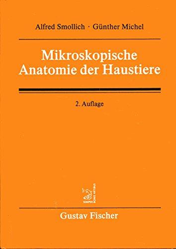 9783334603420: Mikroskopische Anatomie der Haustiere