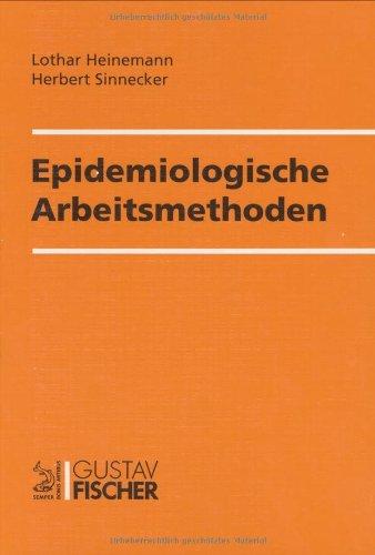 9783334604250: Epidemiologische Arbeitsmethoden