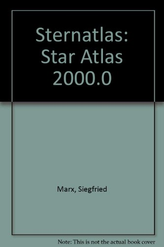 9783335002567: Sternatlas: Star Atlas 2000.0
