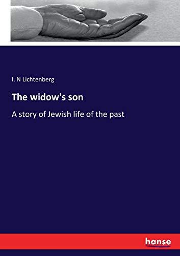 The Widow's Son (Paperback): I N Lichtenberg