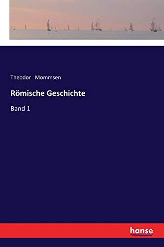 9783337199432: Römische Geschichte: Band 1