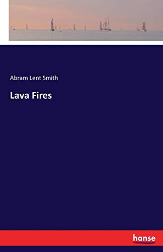 9783337249014: Lava Fires