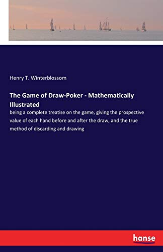 9783337266592: The Game of Draw-Poker - Mathematically Illustrated