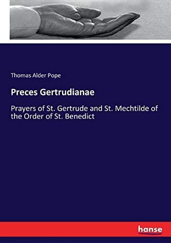 Preces Gertrudianae: Pope, Thomas Alder