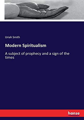 9783337335342: Modern Spiritualism