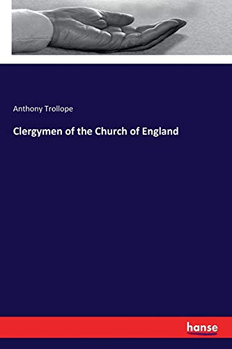9783337365073: Clergymen of the Church of England